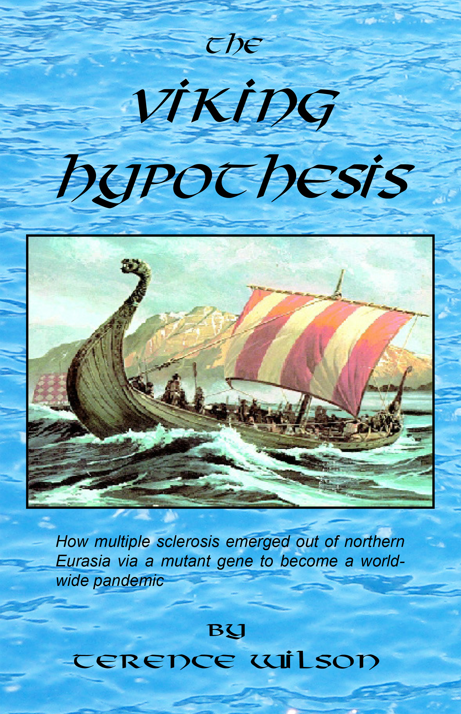 The Viking Hypothesis cover